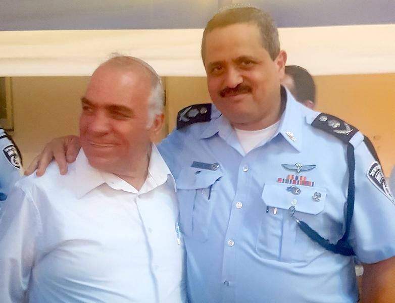 בית כנסת חדש במשטרת לוד