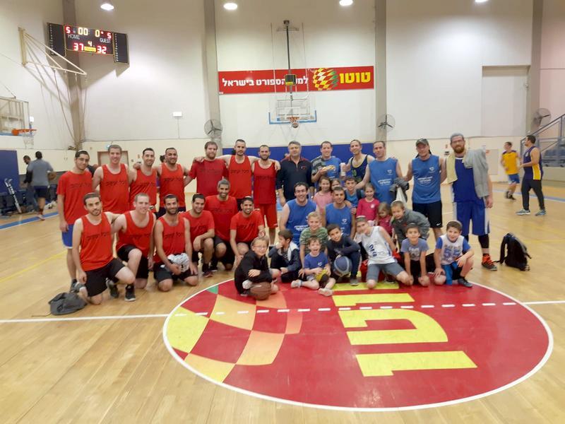ליגת הקהילות בכדורסל בלוד