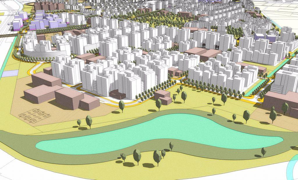 תוספת של 11,500 דירות חדשות בלוד