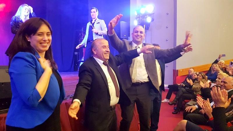 ערב פולקלור ססגוני כחלק משימור המסורת של העדה הגיאורגית בלוד