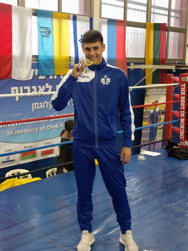 לוד ממשיכה לנצח באליפות ישראל באגרוף