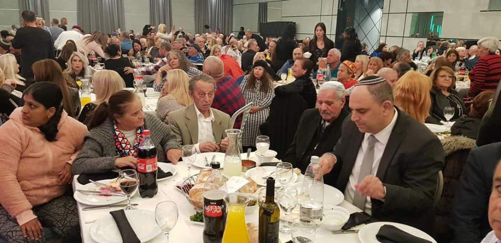 'העיר לוד מצדיעה לקהילה התוניסאית ביום חגה'