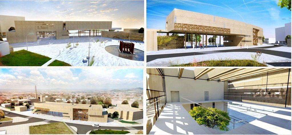 מרכז אדרבה המתוכנן בלוד