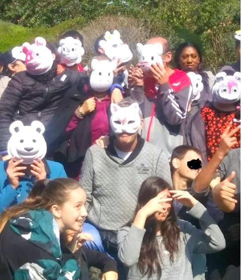 פעילות ההסברה של אקים לוד בקרב תלמידי בתי הספר בעיר