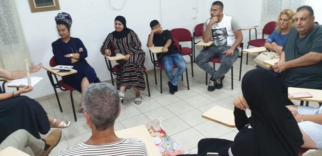 לקראת יום האחדות, התכנסו האקטיביסטים למפגש בנושא הקשבה פעילה