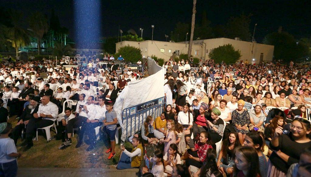אירוע קיץ ענק לציבור החרדי בלוד