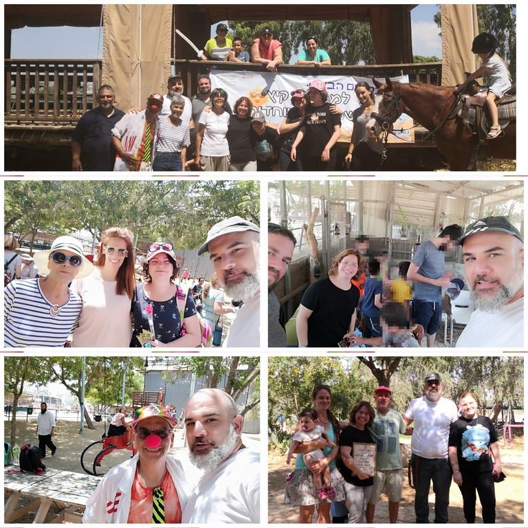 """סיום נחמ""""ד לפעילות הקיץ בלוד"""