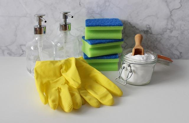 ניקיון הבית – הרבה יותר פשוט מכפי שנדמה לכם