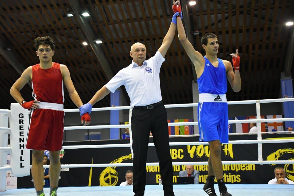 מדליית ארד באליפות אירופה באיגרוף לדניאל איליושונוק מלוד