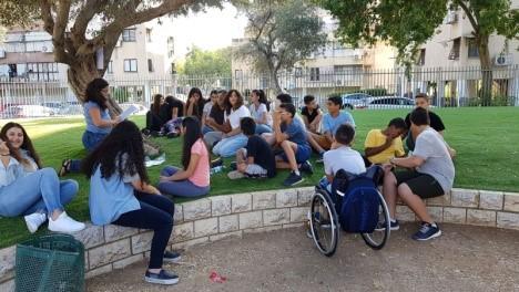 חינוך למעורבות חברתית ואזרחות טובה