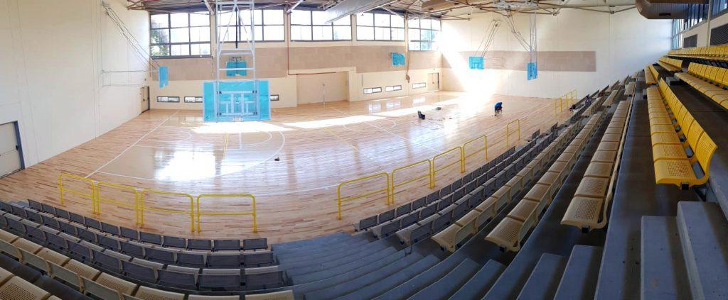 עיריית לוד משקיעה מאות מליונים בתשתיות ספורט