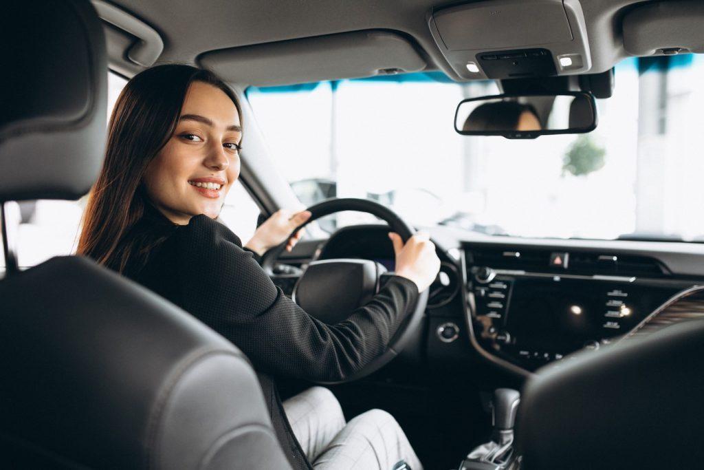 נהג חדש – נהיגה ללא מלווה