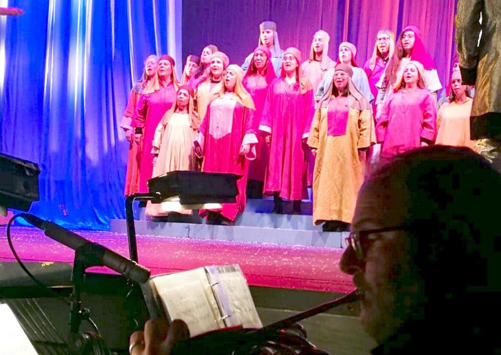 האופרה הישראלית בהפקה מרהיבה בלוד