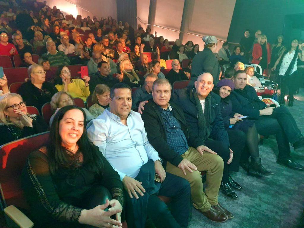 העיר לוד מצדיעה לקהילה התוניסאית