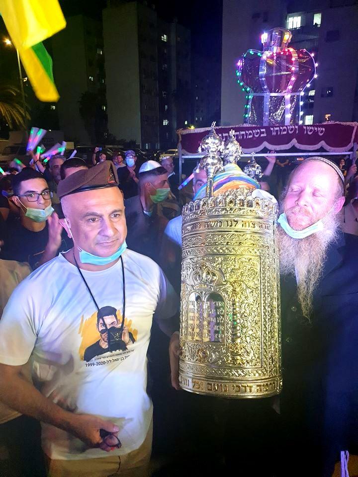 """לוד הנציחה את החייל עמית בן יגאל הי""""ד"""