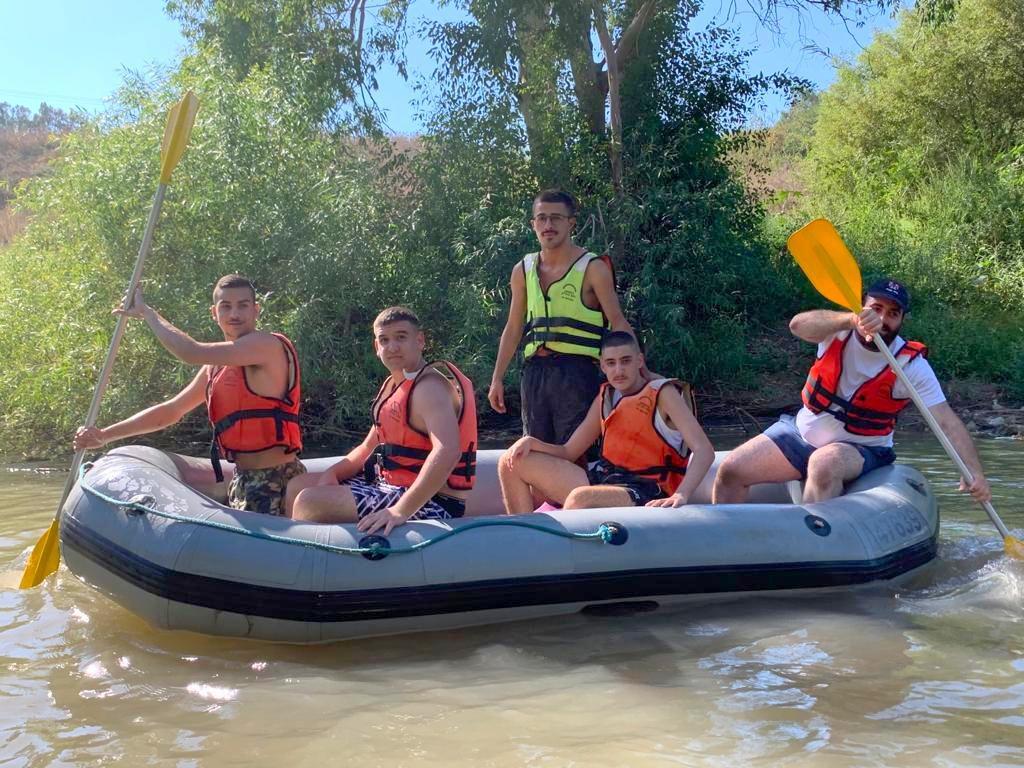 הנוער מלוד יצא למסע היכרות עם ארץ ישראל