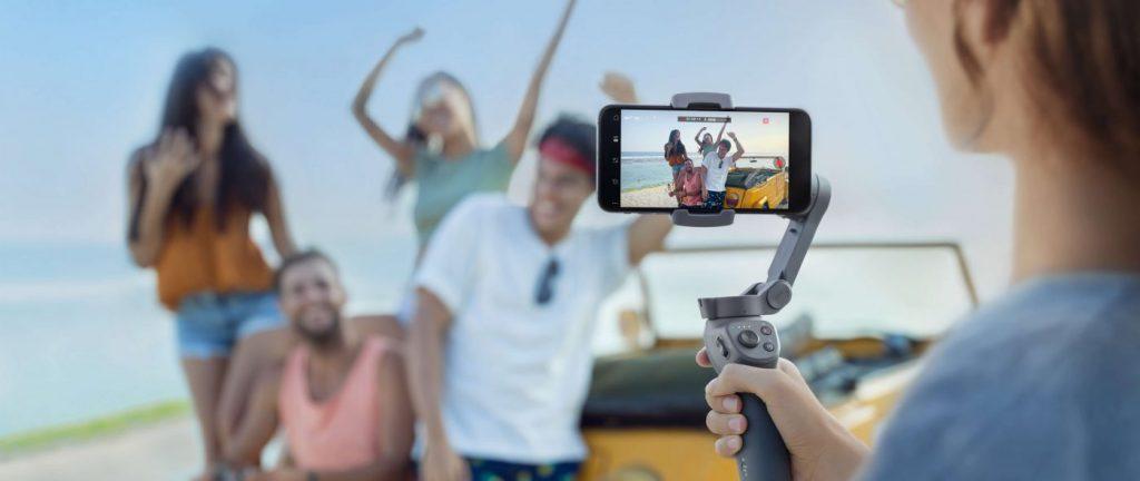 DJI OSMO POCKET – כשכל צילום הופך לסרט קולנוע